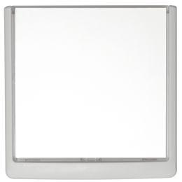 DURABLE Türschild CLICK SIGN, (B)149 x (H)148,5 mm, weiß