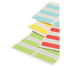 DURABLE Haftstreifen Quick Tab, aus PET, farbig sortiert