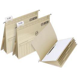 ELBA Kredit-/Personalhefter vertic ULTIMATE, A4, 5er Pack