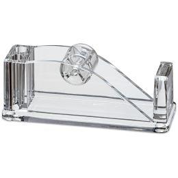 MAUL Klebeband-Abroller, Acryl, glasklar, unbestückt