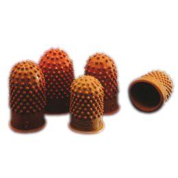 Rexel Blattwender, Größe OO, Durchmesser: 17 mm, orange