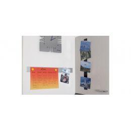 MAUL Ferroleiste MAULsolid, weiß, (L)500 x (B)50 mm