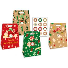 ROTH Adventskalender 24 Adventsshopper