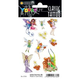 HERMA CLASSIC Tattoo Colour Feen