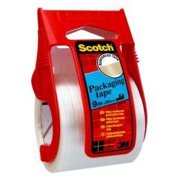 Scotch Verpackungsklebeband X5009D, 50 mm x 9 m