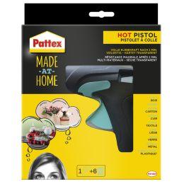 Pattex Heißklebepistole HOT PISTOL Made at Home