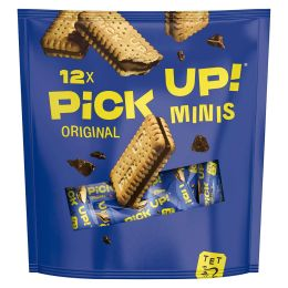 LEIBNIZ Keksriegel PiCK UP! Choco minis, Beutel