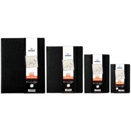 CANSON Skizzenbuch ARTBOOK UNIVERSAL, 102 x 152 mm, schwarz