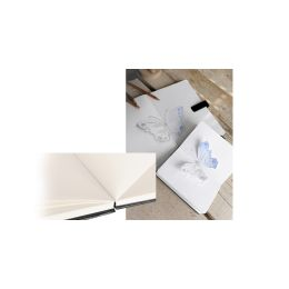 CANSON Skizzenbuch ARTBOOK 180 GRAD, 89 x 140 mm, schwarz