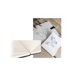 CANSON Skizzenbuch ARTBOOK 180 GRAD, 140 x 216 mm, schwarz