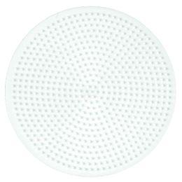 Hama Stiftplatte großer Kreis, weiß
