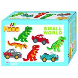 Hama Bügelperlen midi Small World Auto, Geschenkpackung