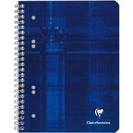Clairefontaine Collegeblock, DIN A5, Lineatur 5, kariert