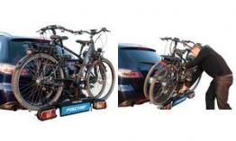 FISCHER Auffahrschiene für Kupplungs-Fahrradträger Proline