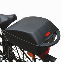 FISCHER Fahrrad-Gepäckbox, abschließbar, Volumen: 11 l