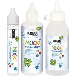 KREUL Fensterkleber MUCKI, 80 ml Flasche