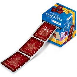 HERMA Weihnachts-Sticker, auf Rolle, Motiv: Geschenk,