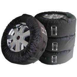 IWH Reifen-Schutzhülle XL, 4er Set