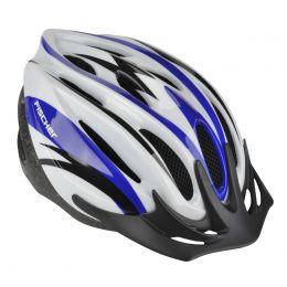 FISCHER Fahrrad-Helm Blue, Größe: S/M