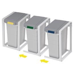 Hailo Wertstoffsammelbox ProfiLine Öko XL, Basiseinheit