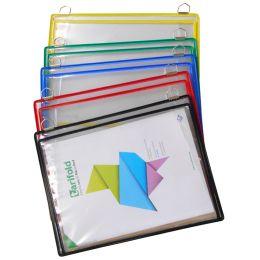 tarifold tview Ablagemappe mit Öse, DIN A4, farbig sortiert