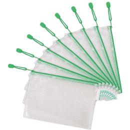 tarifold Reißverschlusstasche ZIPPER, DIN A5, PVC, grün