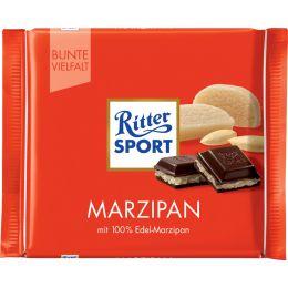 Ritter SPORT Tafelschokolade MARZIPAN, 100 g