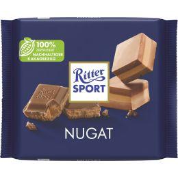 Ritter SPORT Tafelschokolade NUGAT, 100 g