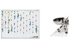 magnetoplan Kalendarium 2017 für Jahresplaner 1241012