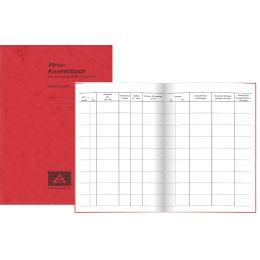 RNK Verlag Streu-Kontrollbuch, DIN A5