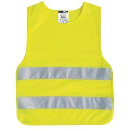 IWH Kinder-Pannenweste/Warnweste, DIN EN 1150, gelb