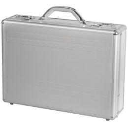 ALUMAXX Attaché-Koffer OCTAN, Aluminium, silber