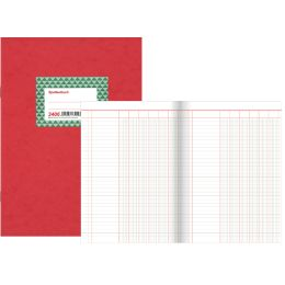 RNK Verlag Spaltenbuch, DIN A4, 6 Spalten