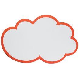FRANKEN Moderationskarte Wolke, selbstklebend, 60x100 mm
