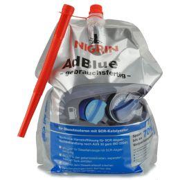NIGRIN AdBlue Standbeutel, gebrauchsfertig, 5 Liter