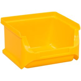 allit Sichtlagerkasten ProfiPlus Box 1, aus PP, gelb