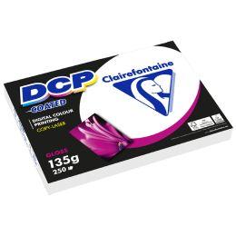 Clairalfa Laserdrucker-Papier DCP Coated Gloss, A4, 250 g/qm