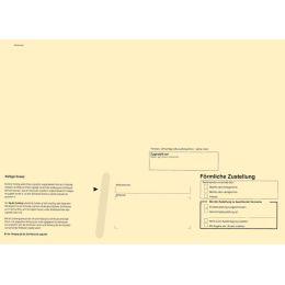 RNK Verlag Zustellungsumschlag, DIN C4, ohne Fenster