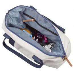 LiGHTPAK Damentasche SWEETBOX, beige / blau