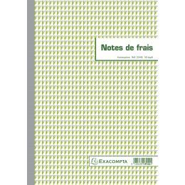 EXACOMPTA Formularbuch Note de Frais, 297 x 210 mm