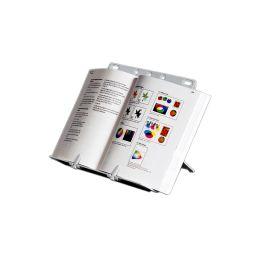Fellowes Konzepthalter/Buchstütze Booklift, silber
