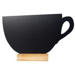 Securit Tischaufsteller SILHOUETTE Tasse