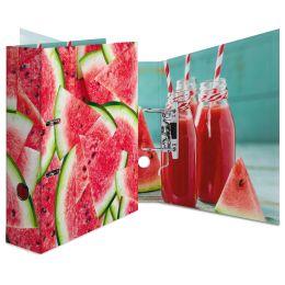 HERMA Motivordner Wassermelone, DIN A4, Rückbreite: 70 mm