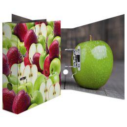 HERMA Motivordner Apfel, DIN A4, Rückbreite: 70 mm