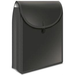 HERMA Schulbox FlexiBag, aus PP, schwarz