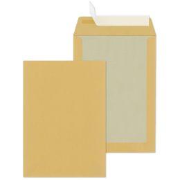 MAILmedia Papprückwandtaschen C5, ohne Fenster, weiß