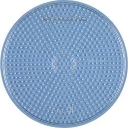Hama Stiftplatte großer Kreis, transparent