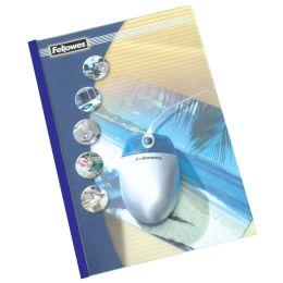 Fellowes Thermobindemappe Prestige, DIN A4, 1,5 mm, blau