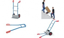fetra Tragholm für Geräte-Transportkarre 11030/11040