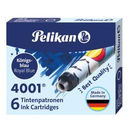 Pelikan Tintenpatronen TP/F/6, königsblau